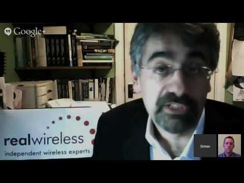 Spectrum Auction Challenges With Real Wireless' Dr. Simon Saunders