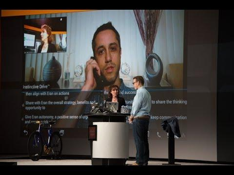Cisco Collaboration Summit 2013 Keynote Demo: DX650 Partner App By Akkadian Labs