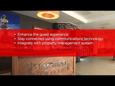 Avaya Hospitality Solutions Case Study: Cycas Hospitality