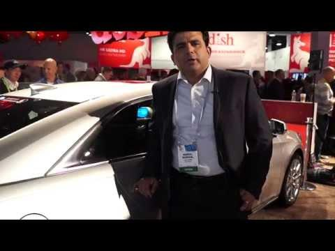 #CES2015: Qualcomm Brings Snapdragon To A Cadillac