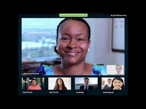 WebEx Meeting Center: The CMR Hybrid (WebEx Enabled TelePresence) Meeting Experience (WBS29.12)