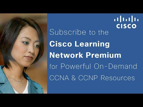 Practice Toolkit For CCNA And CCNP Students - Cisco Learning Network Premium
