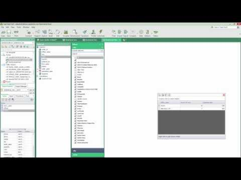 How To Use The Dimensional Viewer In Toad Data Point