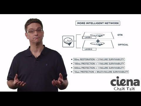 Chalk Talk: Ciena OneConnect Intelligent Control Plane