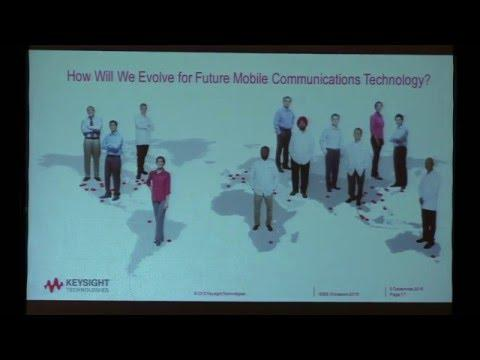 #GLOBECOM: Keysight SVP/CTO On The Future Of Test And Measurement