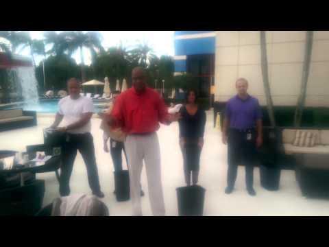 Avaya Central I-tam Takes The #IceBucketChallenge