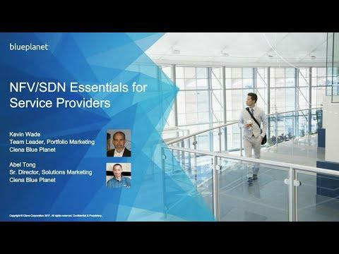 NFV/SDN Essentials For Service Providers (Webinar)
