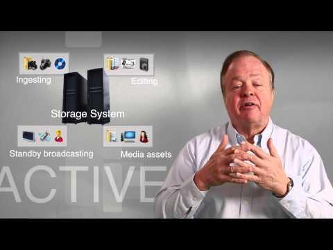 Huawei Media Storage Solution