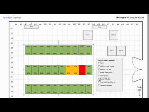 Using visio to draw data center floor plans quickly and easily for Data center floor plan
