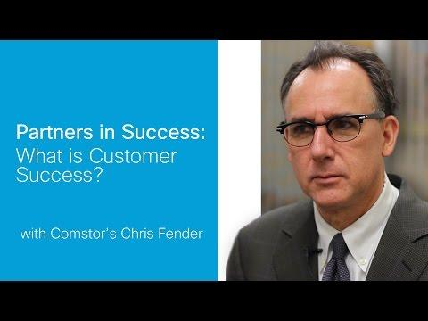Partners In Success: What Is Customer Success?
