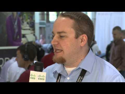 Omar Sultan At Cisco Live 2013