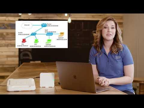 Cisco Tech Talk: Configure A MAC ACL On WAP125-581