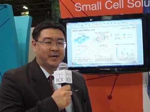 2012 Futurecom: NEC To Leverage Backhaul As Foundation For LTE Small Cell Deployments