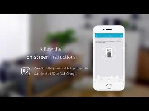 Mydlink Setup Video 04 - Adding A Device QRcode