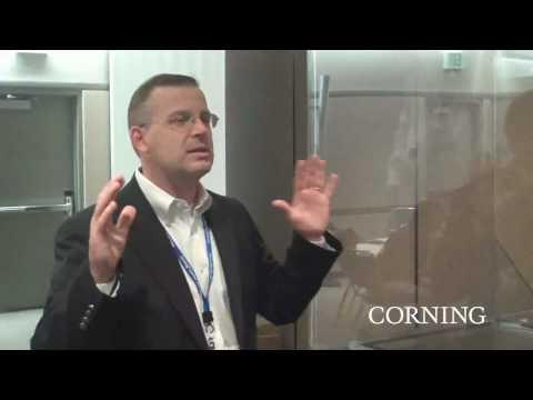 Corning At SID: Corning® Gorilla® Glass Ball Drop Test