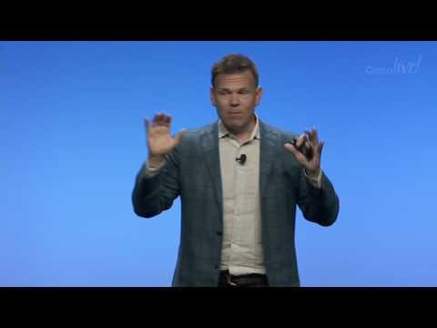 Cisco Live 2016: The Business Of IoT: Go Fast And Grow Fast Now