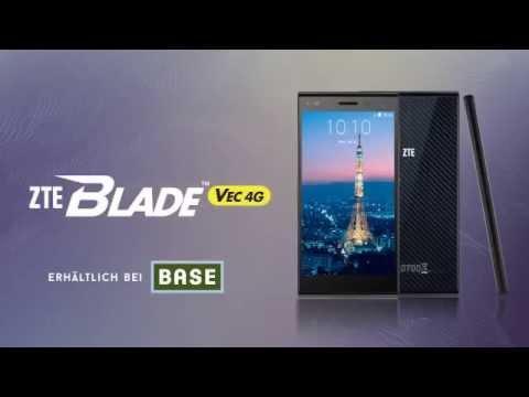 ZTE Blade Vec 4G True View - German