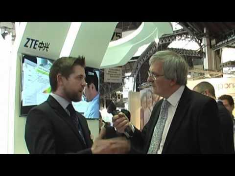 Interview With ZTE's Javier López At Mobile World Congress 2012