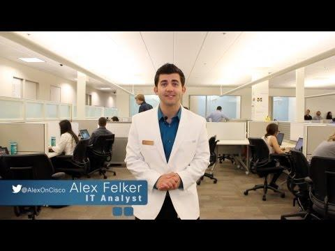 Cisco Live 2013 Behind The Scenes #1 | Introducing Alex Felker