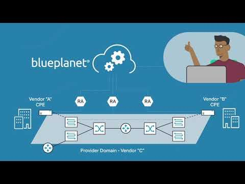 Solution Snapshot: Blue Planet Ethernet Service Automation