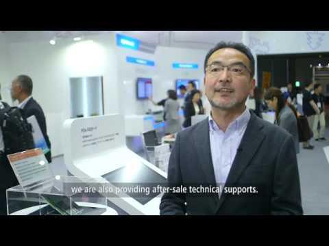 Interop Tokyo 2014:Partnering With Nissho Electronics