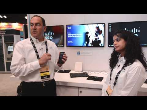 Cisco Enterprise Mobility Platform: Faster App Development And Deployment