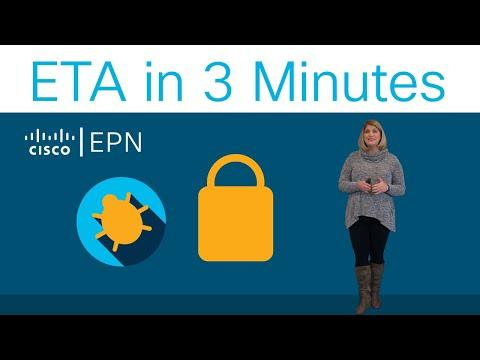 EPN - A Closer Look: Encrypted Traffic Analytics