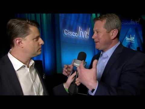 Cisco Live 2016: Backstage Pass: Service Provider