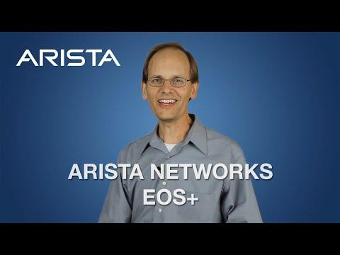 EOS+ Platform For Software Driven Cloud Networking