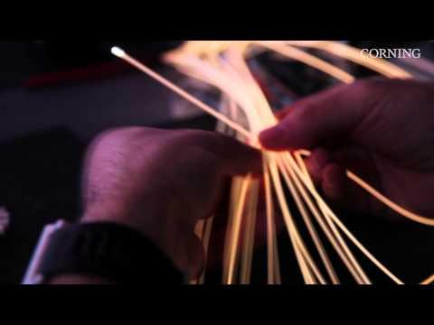 Corning® Fibrance™ Light-Diffusing Fiber