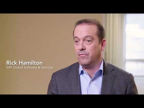 Rick Hamilton, Senior Vice President, Global Software And Services, Ciena Blue Planet