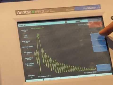 2013 MWC Anritsu's New And Improved PIM Master MW82119A