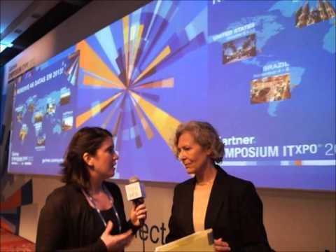 Gartner's Allie Young Debates Brazilian IT Services Market