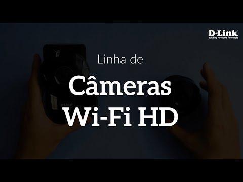 Proteja A Sua Casa Ou Negócio Com As Câmeras IP D-Link