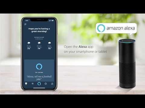 D-Link Wi-Fi To Amazon Alexa Setup Video