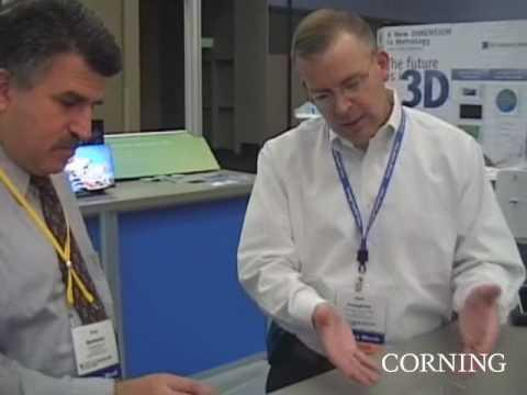 Corning At SID: Corning® Gorilla® Glass Versatility