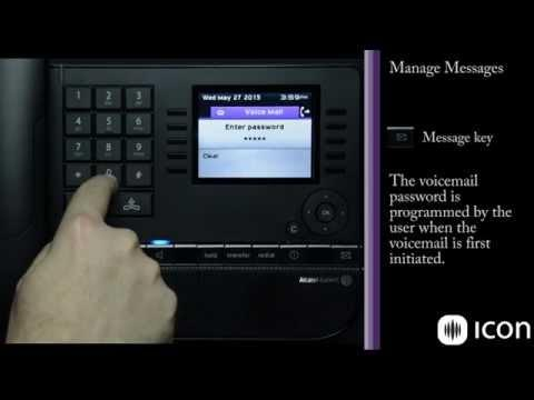 Alcatel-Lucent 8068 Premium Deskphone Demo