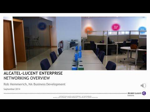 Alcatel-Lucent LAN Portfolio Overview