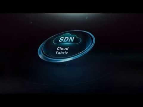Huawei Cloud Fabric Data Center Network Solution