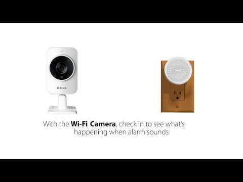 Mydlink Wi-Fi Siren (DCH-S220)