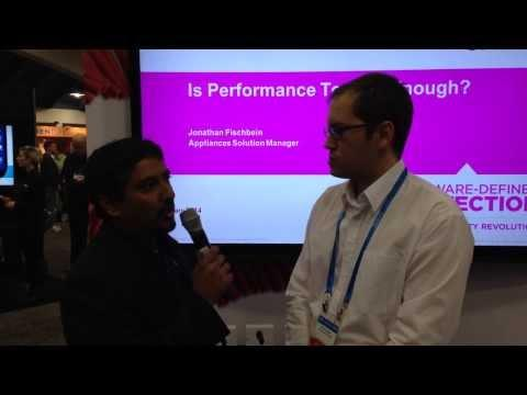 Spirent And CheckPoint Discuss Security Trends At RSA Confernece 2014
