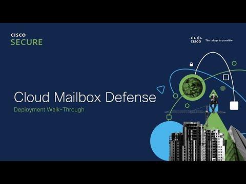 Cisco Cloud Mailbox Defense Deployment
