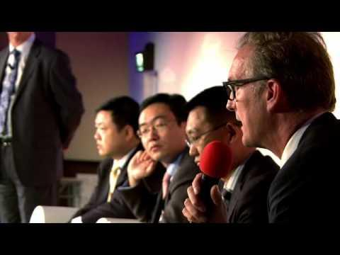 Huawei Channel Partner Conference, Western Europe, Amsterdam 2013 - Short Version