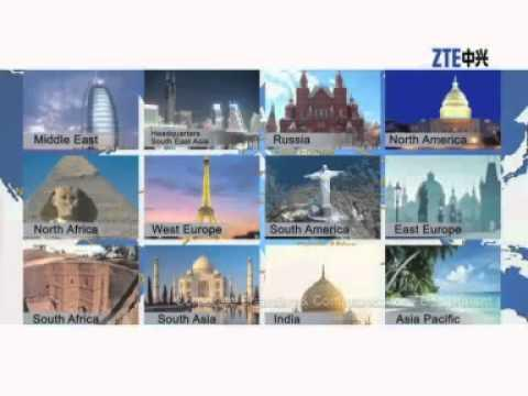 ZTE University Introduction Video