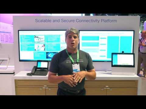 Scalable & Secure Connectivity Platform Demo At Cisco Live US 2016