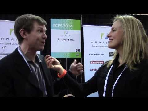 CES 2014: Arrayent: Internet Of Things Platform Provider Focuses On Simplicity