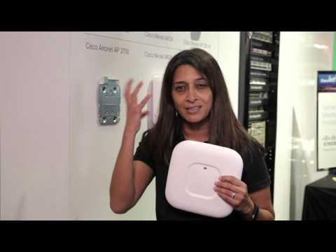 Cisco Aironet 2700 Series | Speed, High Performance, And More