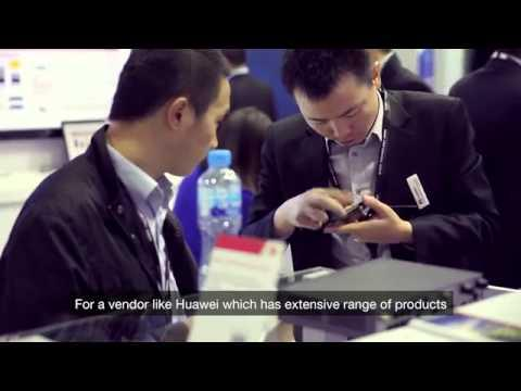 GITEX 2013:Huawei Highlights