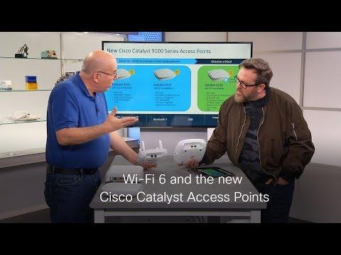 Wi-Fi 6 And The Cisco Access Points That Support It On TechWiseTV