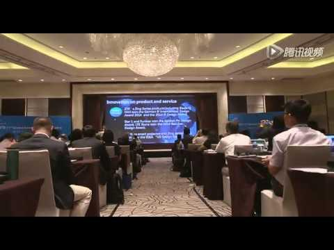 Trailer Alert: ZTE 11th Global Analyst Conference 2015 Extra